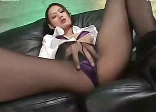 Asian chick in perfect bestiality XXX
