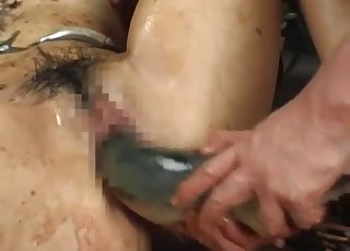 Asian zoophilic porn is the dirtiest choice